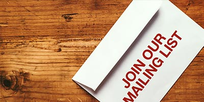 Join our office furniture mailing list