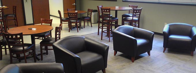 Nashville Office Furniture - Office Breakroom Furniture and Office Lounge Seating