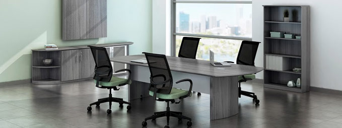 Office Reception Desks and Executive Office Desks