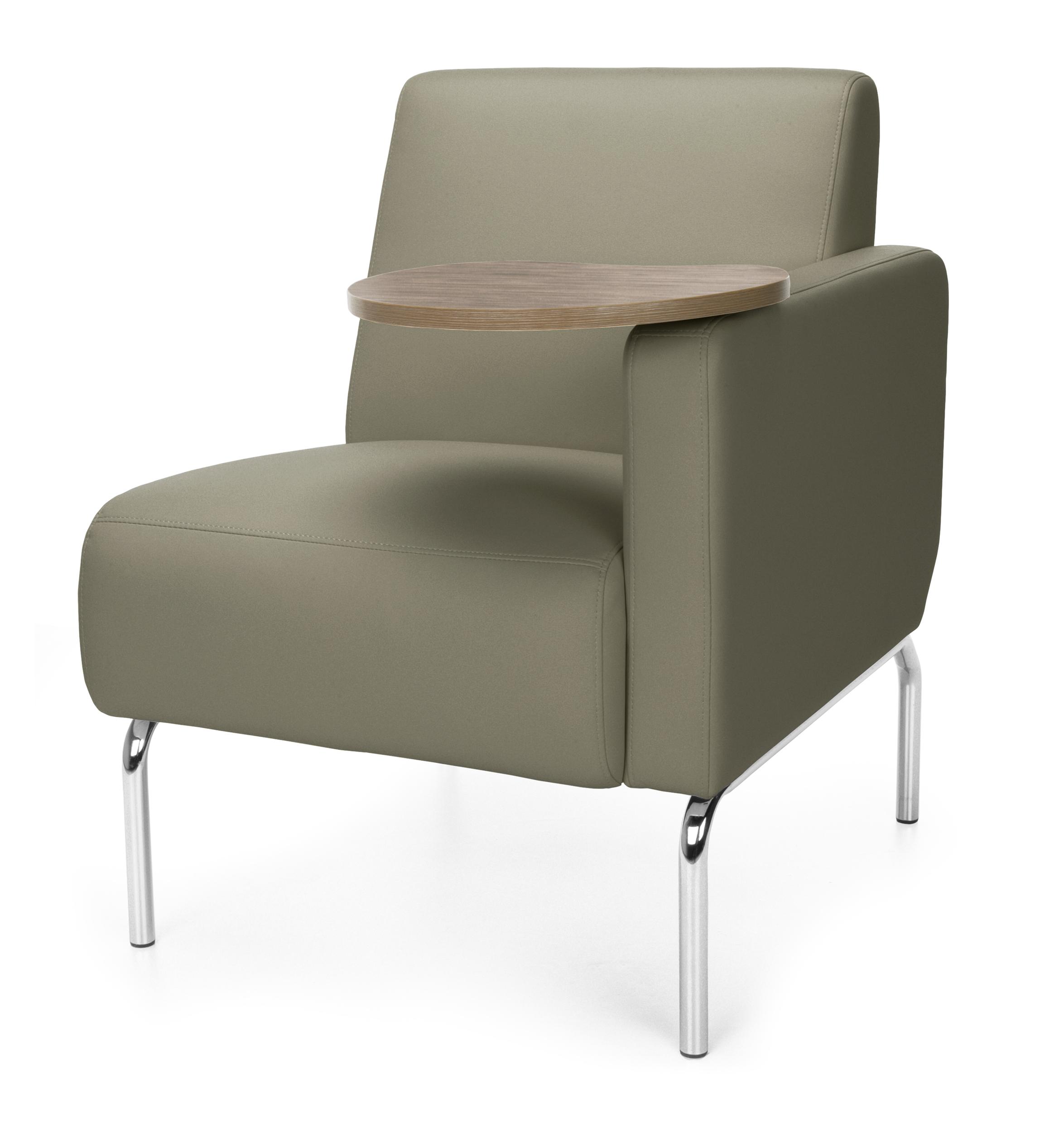 ofm triumph series lounge chair nashville office furniture cherryman l desk with hanging pedestals amber series