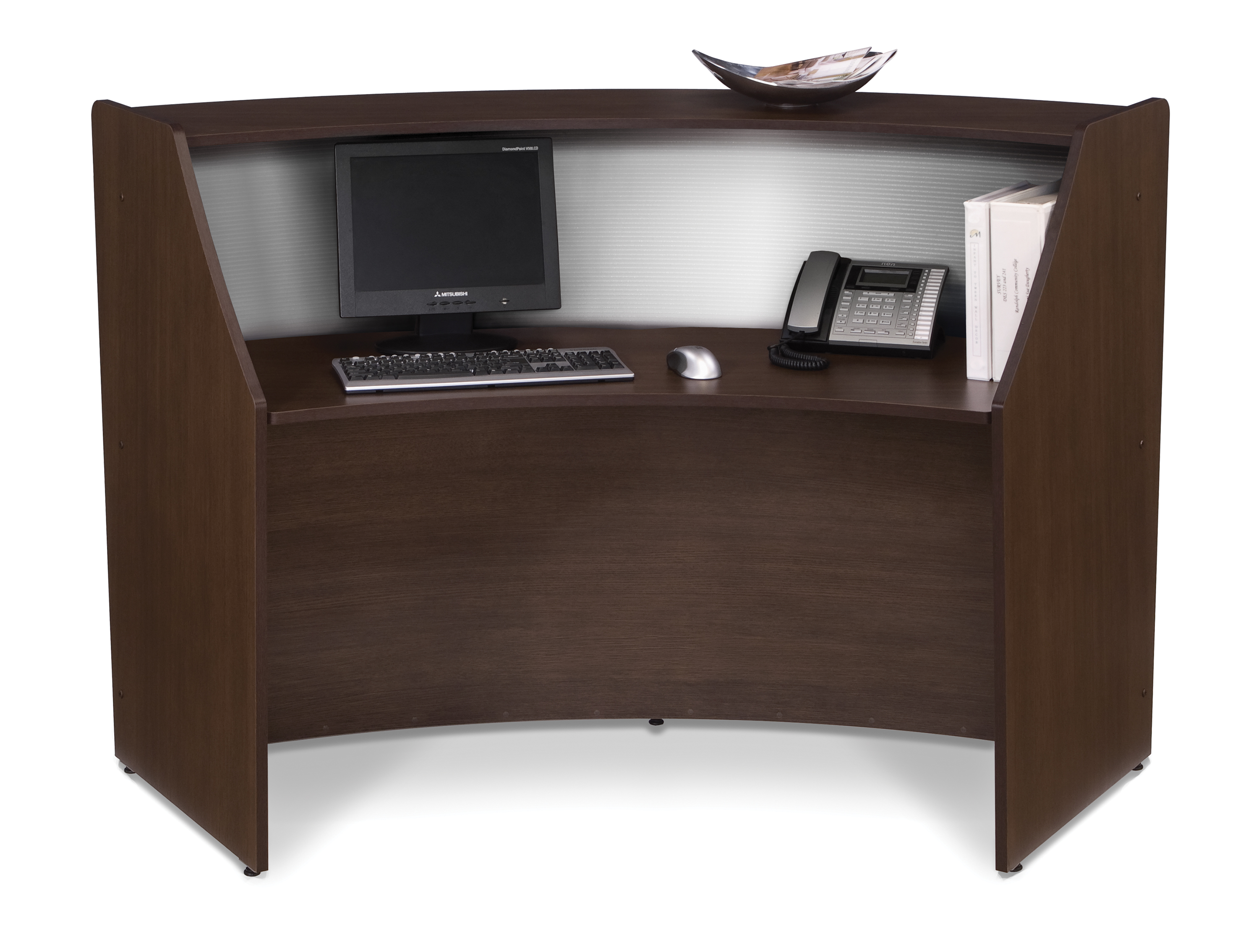 OFM Marque Plexi Single Unit Reception Station