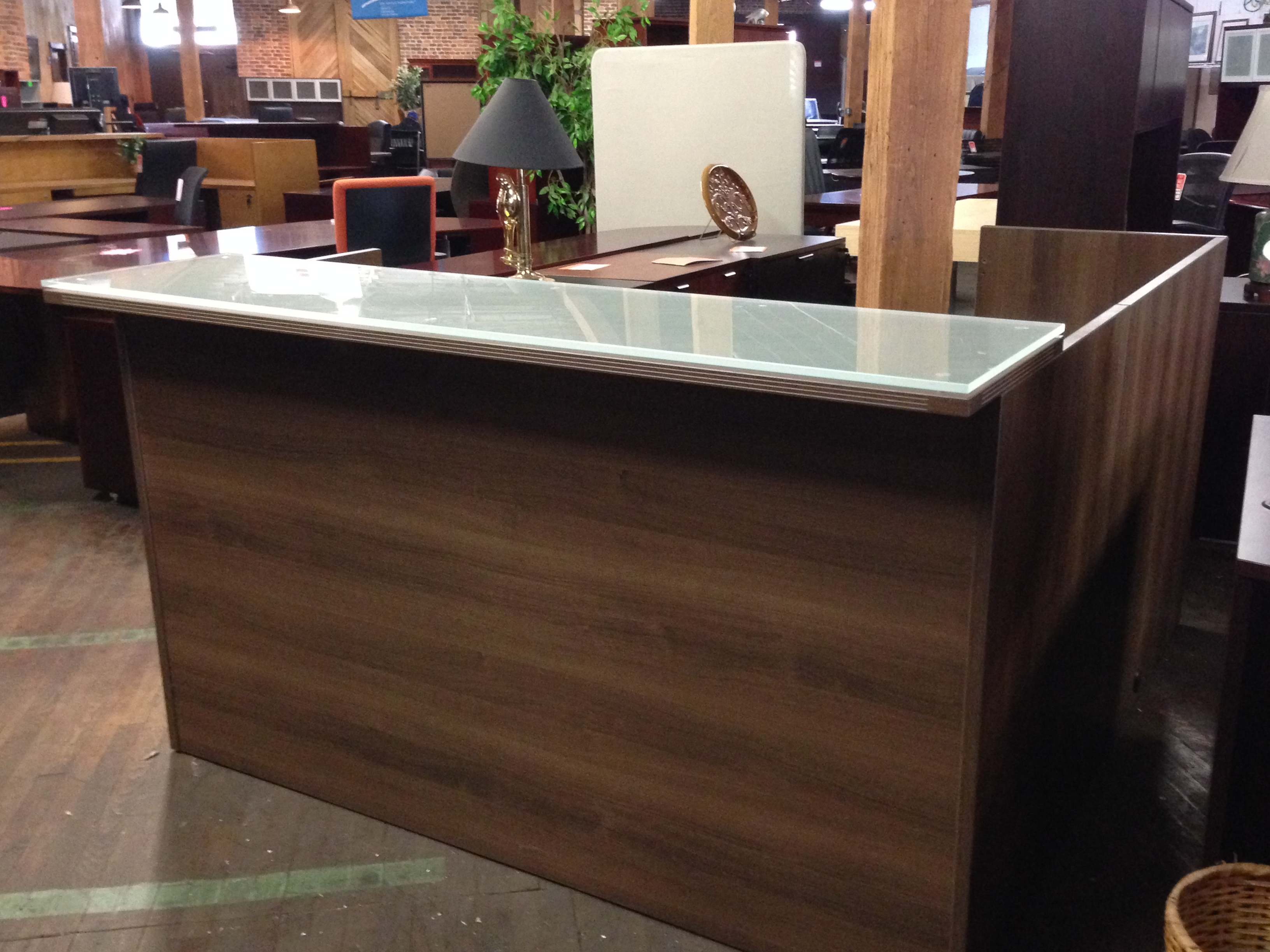 l sumptuous sweet furniture desks office large solutions sale shaped inspiration for kitchen inc counter used desk