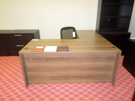 cherryman l desk amber series nashville office furniture heavyweight office chair