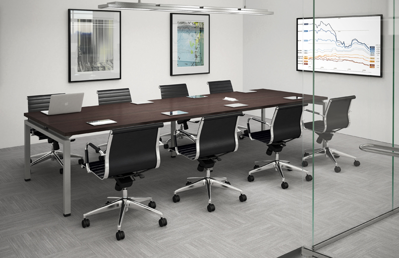 Clear Design Blade Series Conference Tables Nashville Office Furniture
