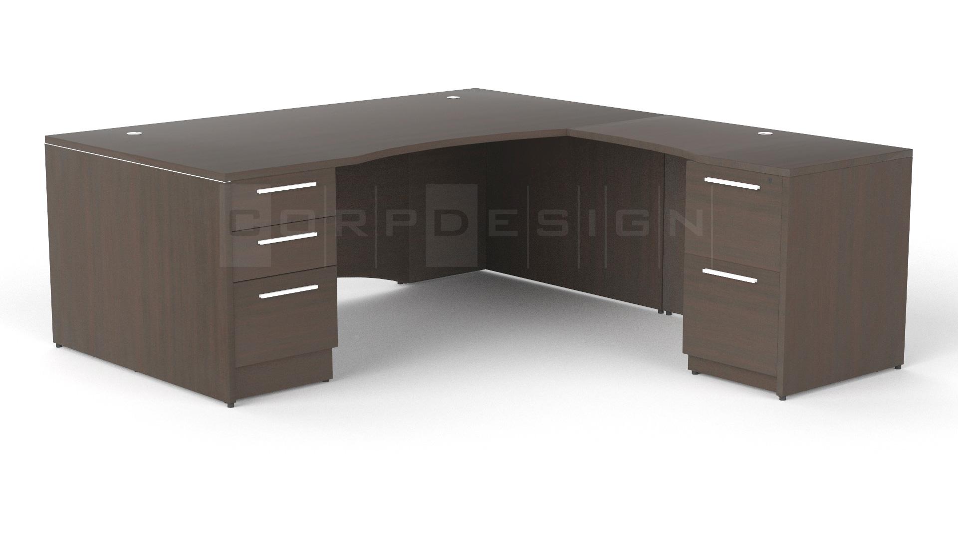 Corp Design Potenza L Desk