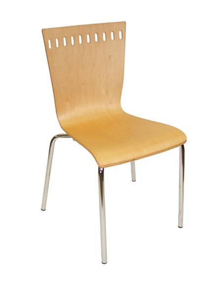 Clear Design Turret Chair Nashville Office Furniture