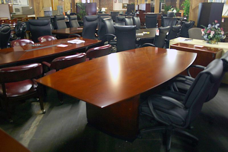 Compel Enterprise Conference Table