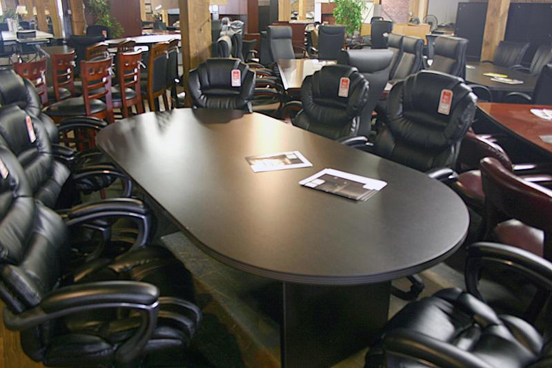 Cherryman Amber Series Conference table