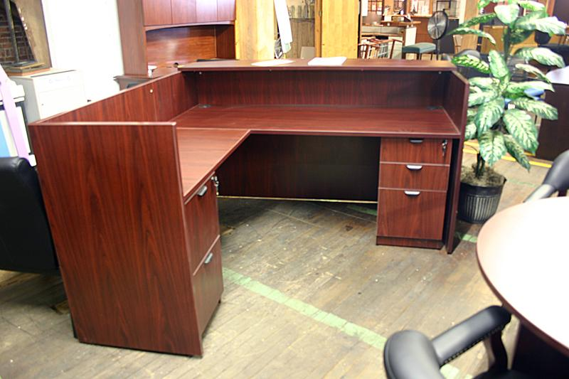 Compel Reception Desk