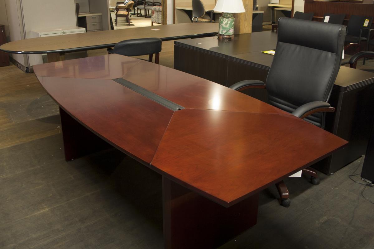 Mayline Corsica Conference Table   Nashville Office Furniture