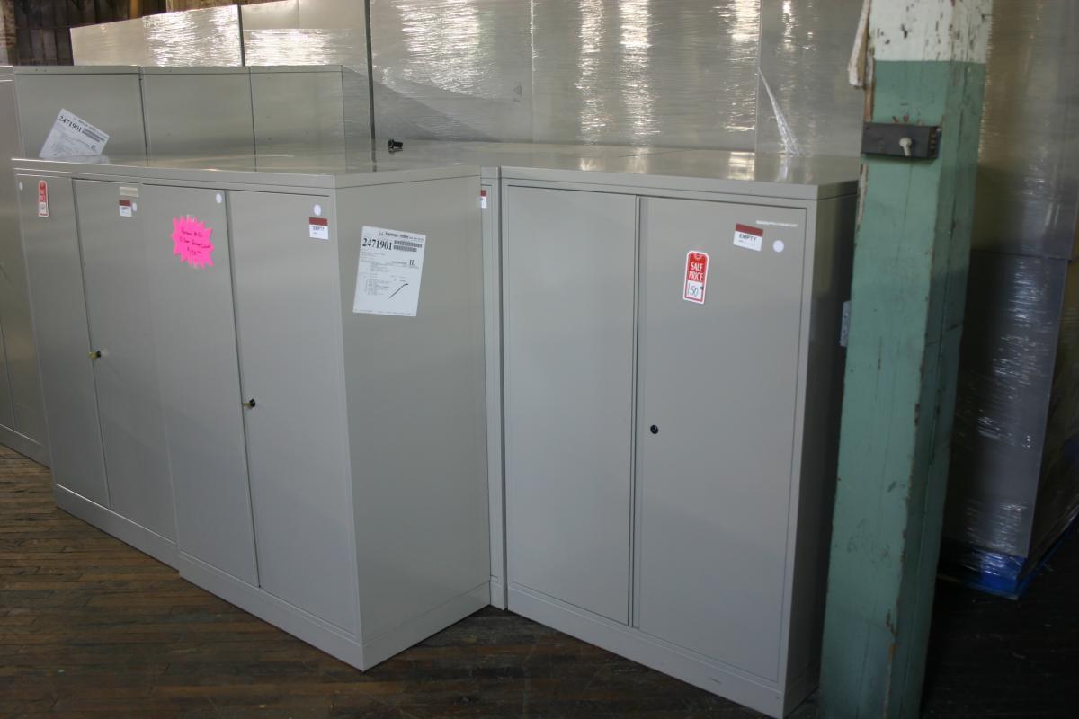 Herman Miller Storage Cabinets