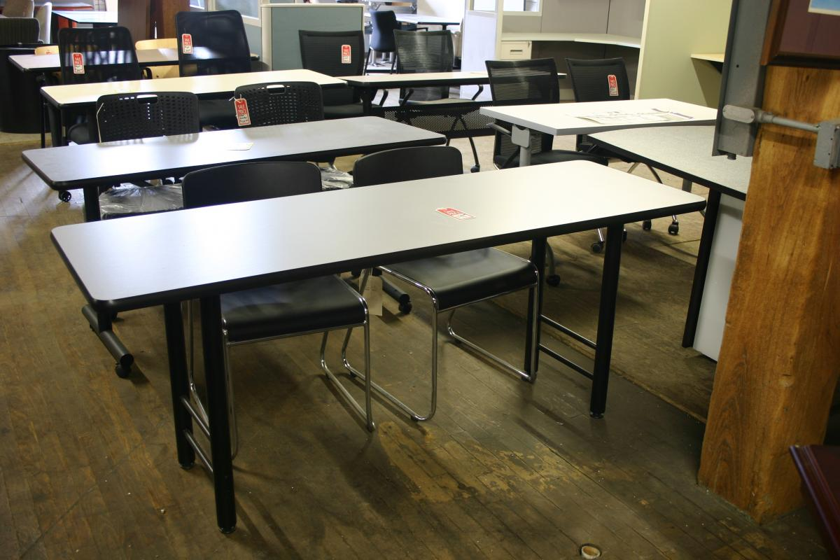 In Stock Training Tables