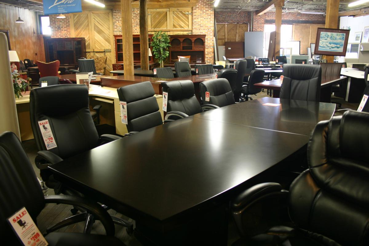 Mayline Sorrento Conference Table