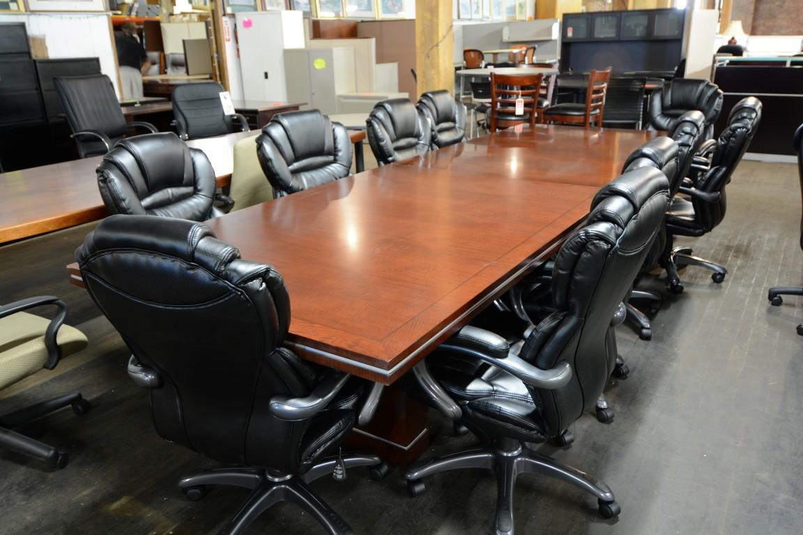 USED Conference Table 4' x 12'