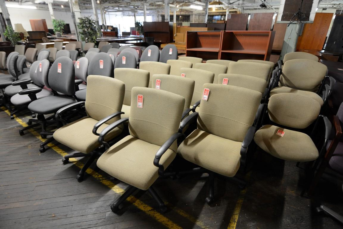 Used Computer Chairs