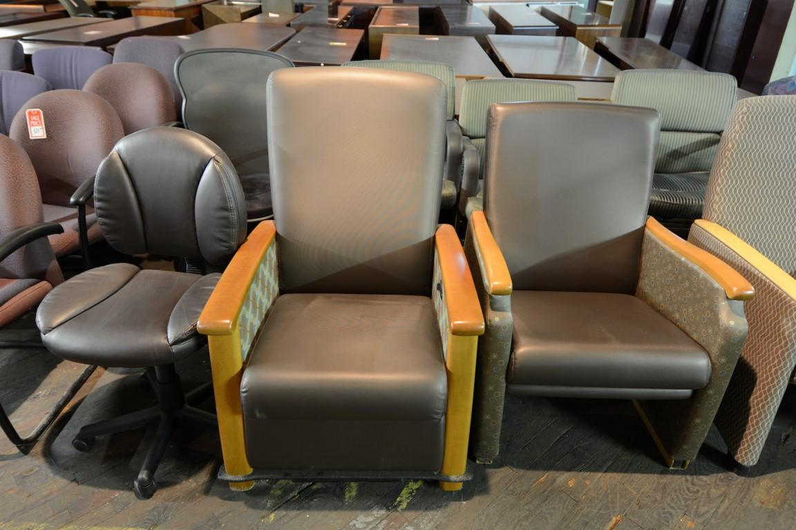 Leather Medical Recliners