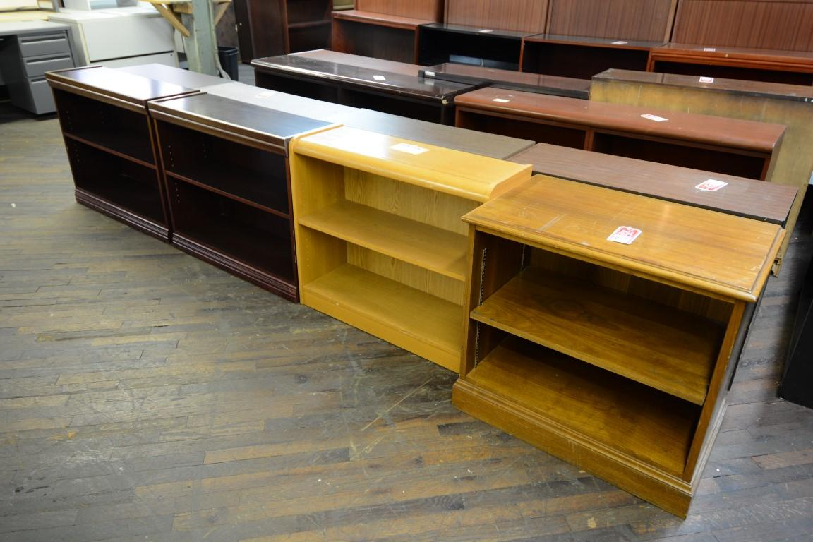 Used Bookcases 2 Shelf