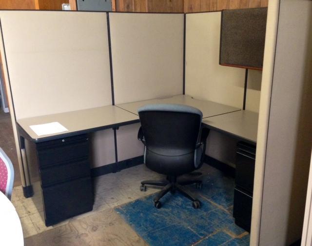 Haworth Unigroup Workstation