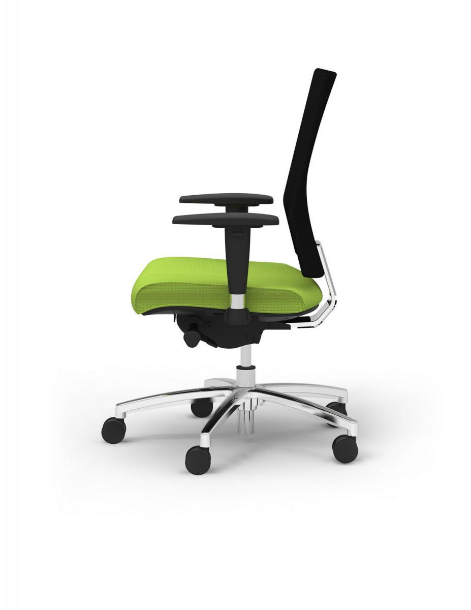 Cherryman IDesk Ambarella Task Chair- Celadon