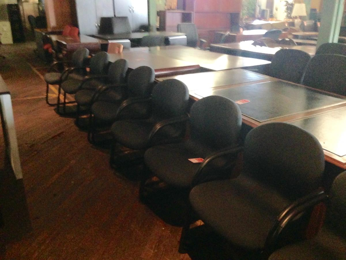 USED Knoll Guest Chairs