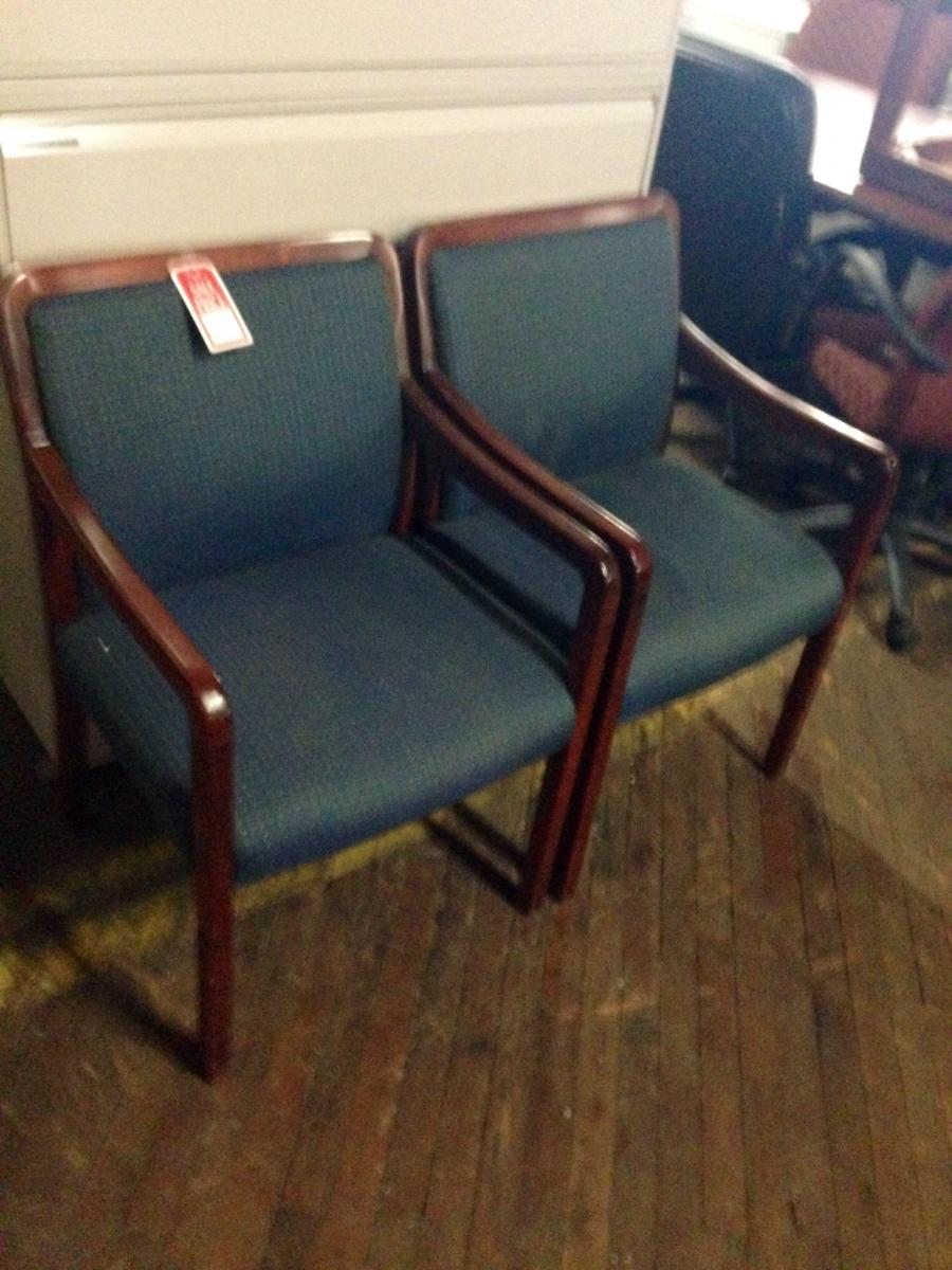 USED HON Guest Chairs