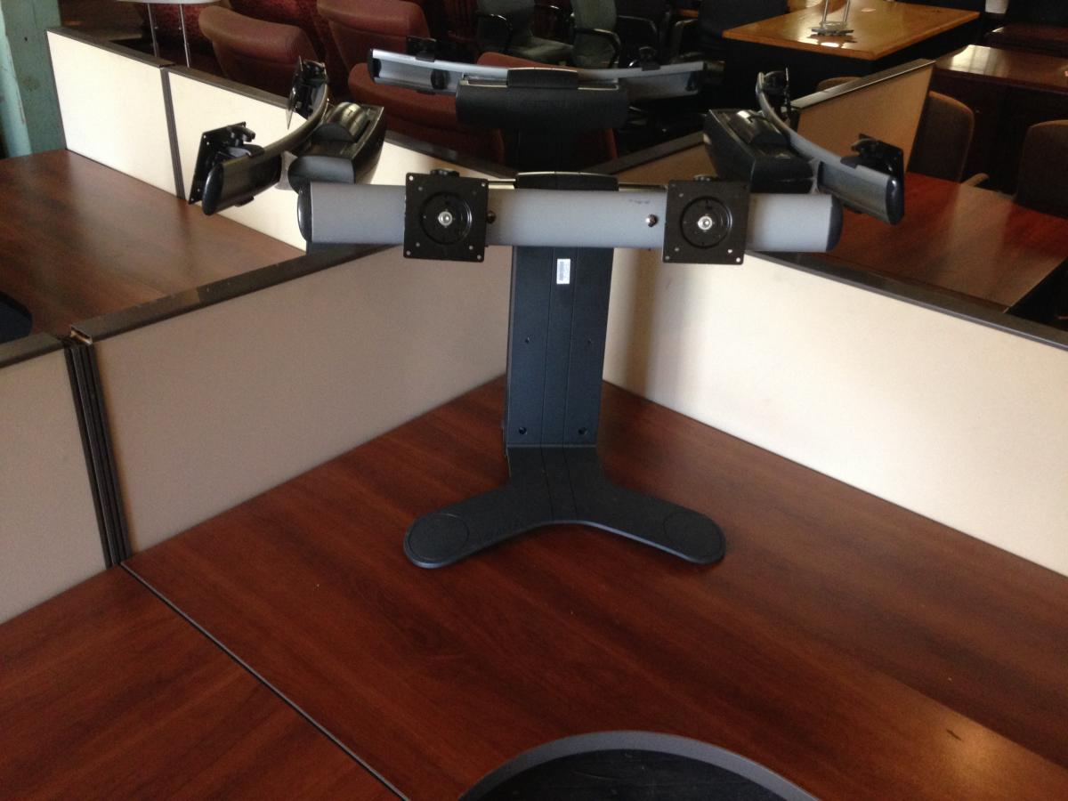 Closeout Ergotron Dual Monitor Arms