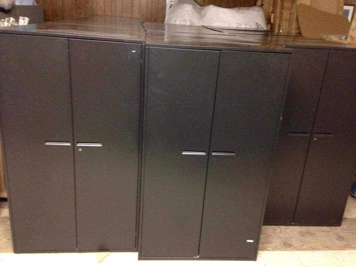 Used Haworth Storage Cabinets