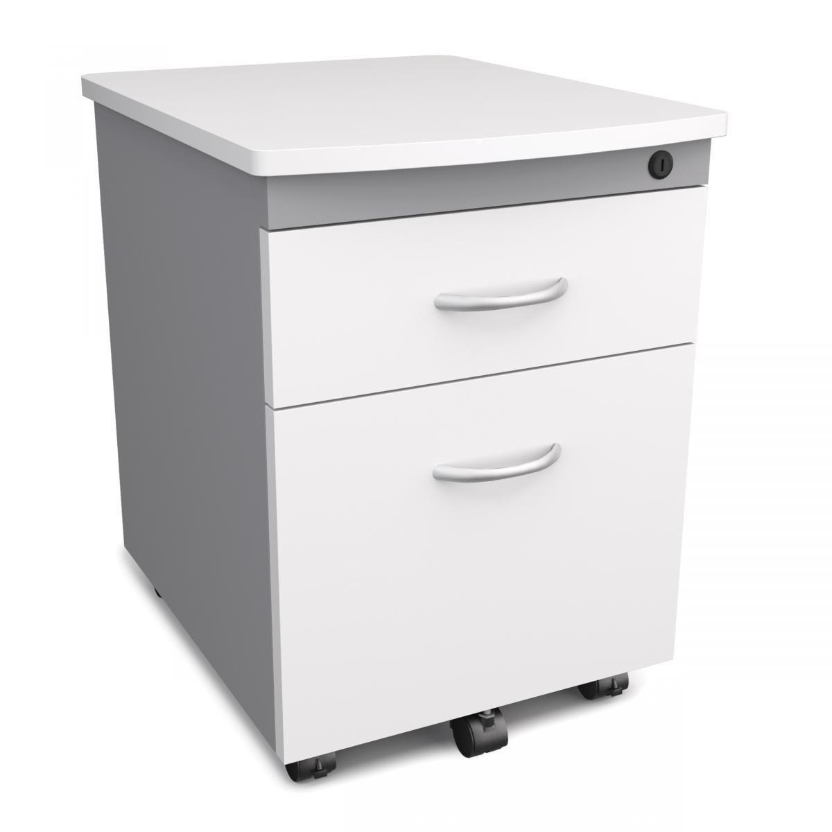 OFM Mobile File Pedestal