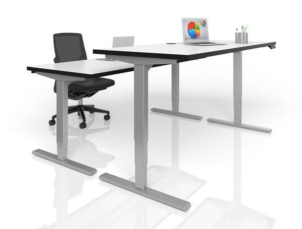 Snap Uprise Height Adjustable Desking Nashville Office