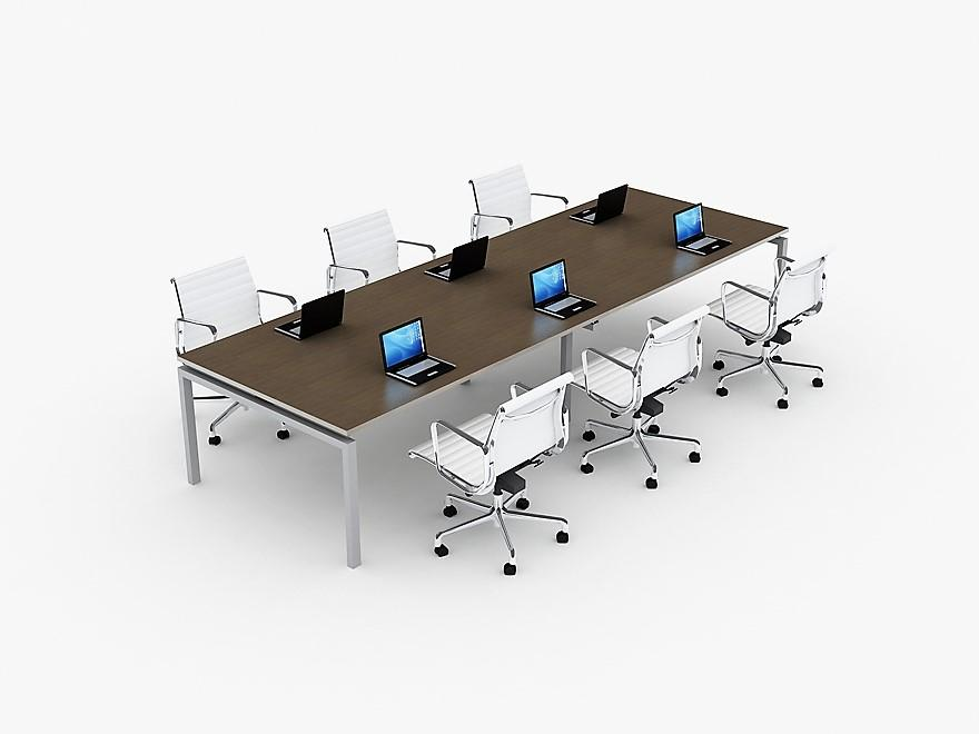 Clear Design Blade Series Conference Tables