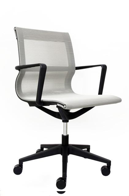 Issac Rogers Midback Conference Swivel Chair