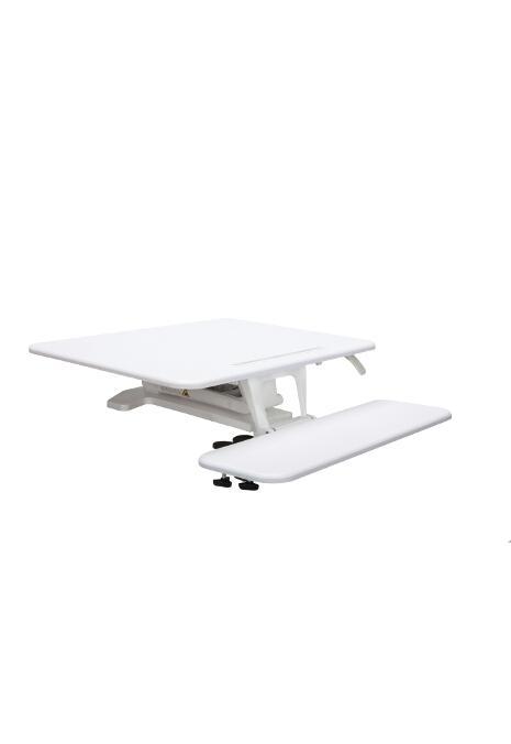 OFM 5200 Height Adjustable Sit to Stand Desktop Workstation