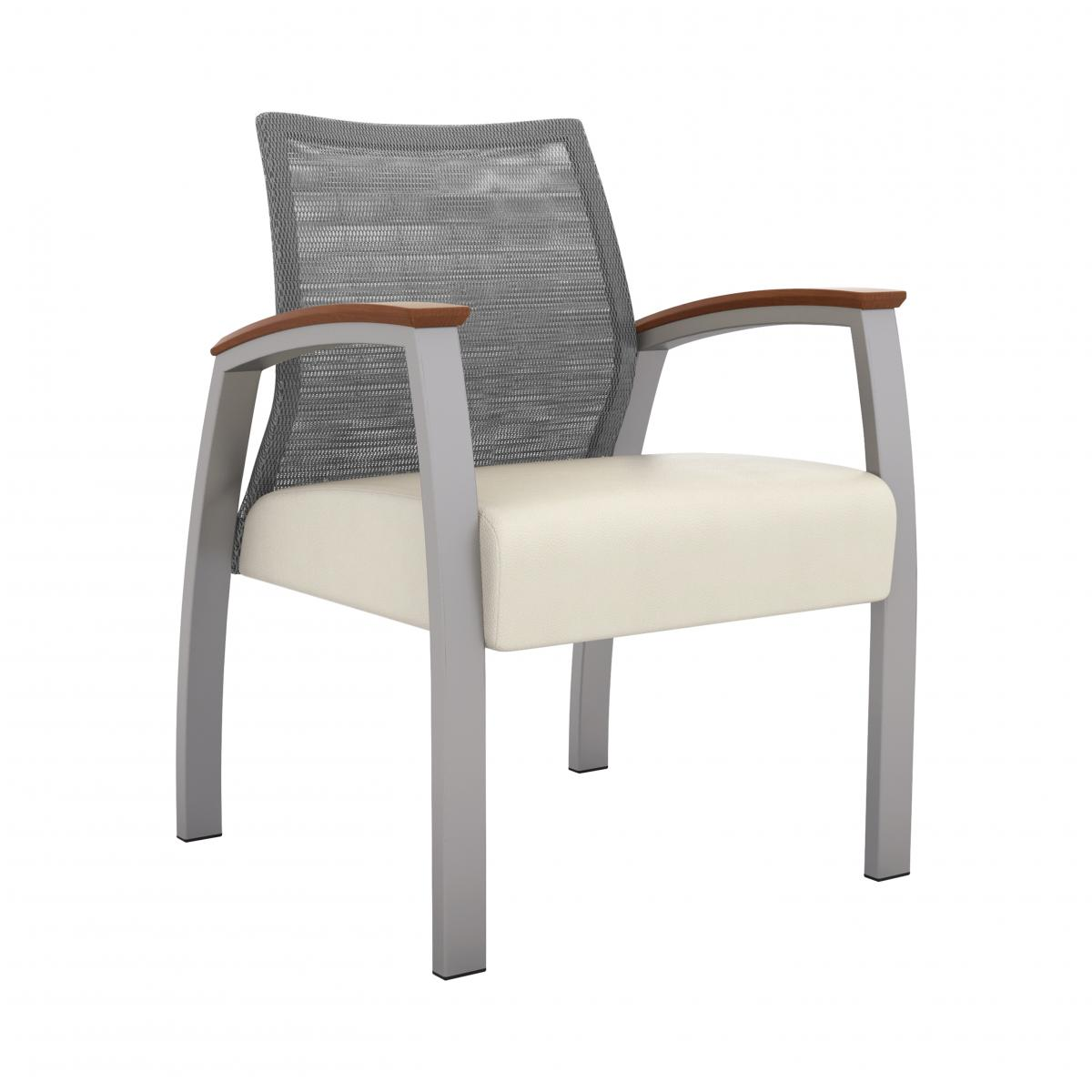 Foster Mesh Single Guest Chair
