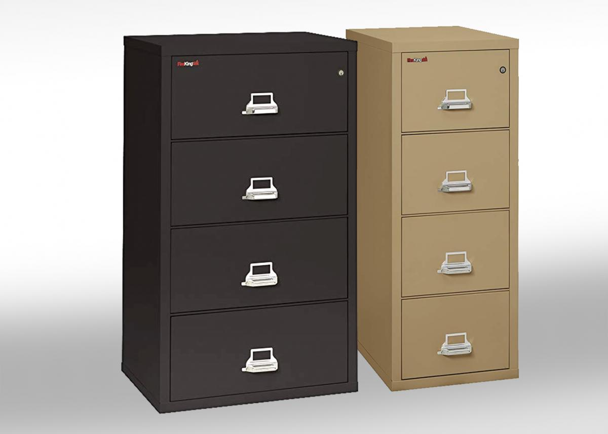 FireKing File Cabinets