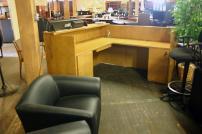 Mayline Luminary Reception Desk