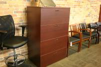 Cherryman 4 Drawer Lateral File
