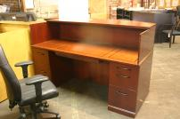 Mayline Sorrento Reception Desk - 3434