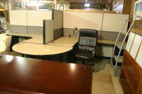 Used 8 x 8 Workstation