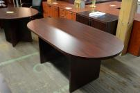 Mahogany Conference Table - 1284