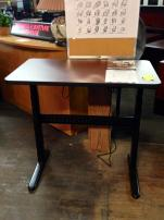 Mayline Varitask XR Sit and Stand Working Desk - 1403