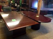 Used Mahogany Conference Tables