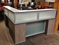 Maverick Reception Desk - 1549