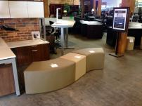 WE Series Collaboration Seating