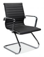 Office Source Nova Sled Base Guest Chair