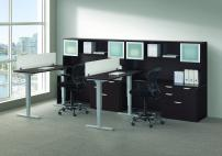 Office Source StandUp Standing Desks - 1162