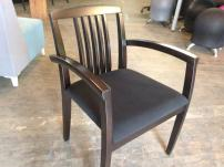 Cherryman Wood Frame Guest Chair