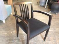 Cherryman Wood Frame Guest Chair
