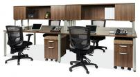 Office Source Elements Series PL Suite  - 555