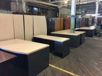 USED Lacasse Desks - 538