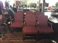 USED Fabric Guest Chairs - 124